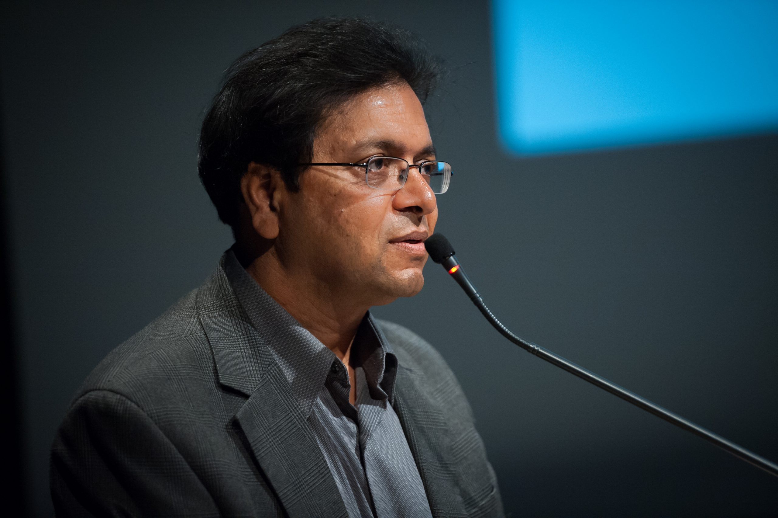 Photo of Rajesh Gupta HDSI UCSD Founding Director