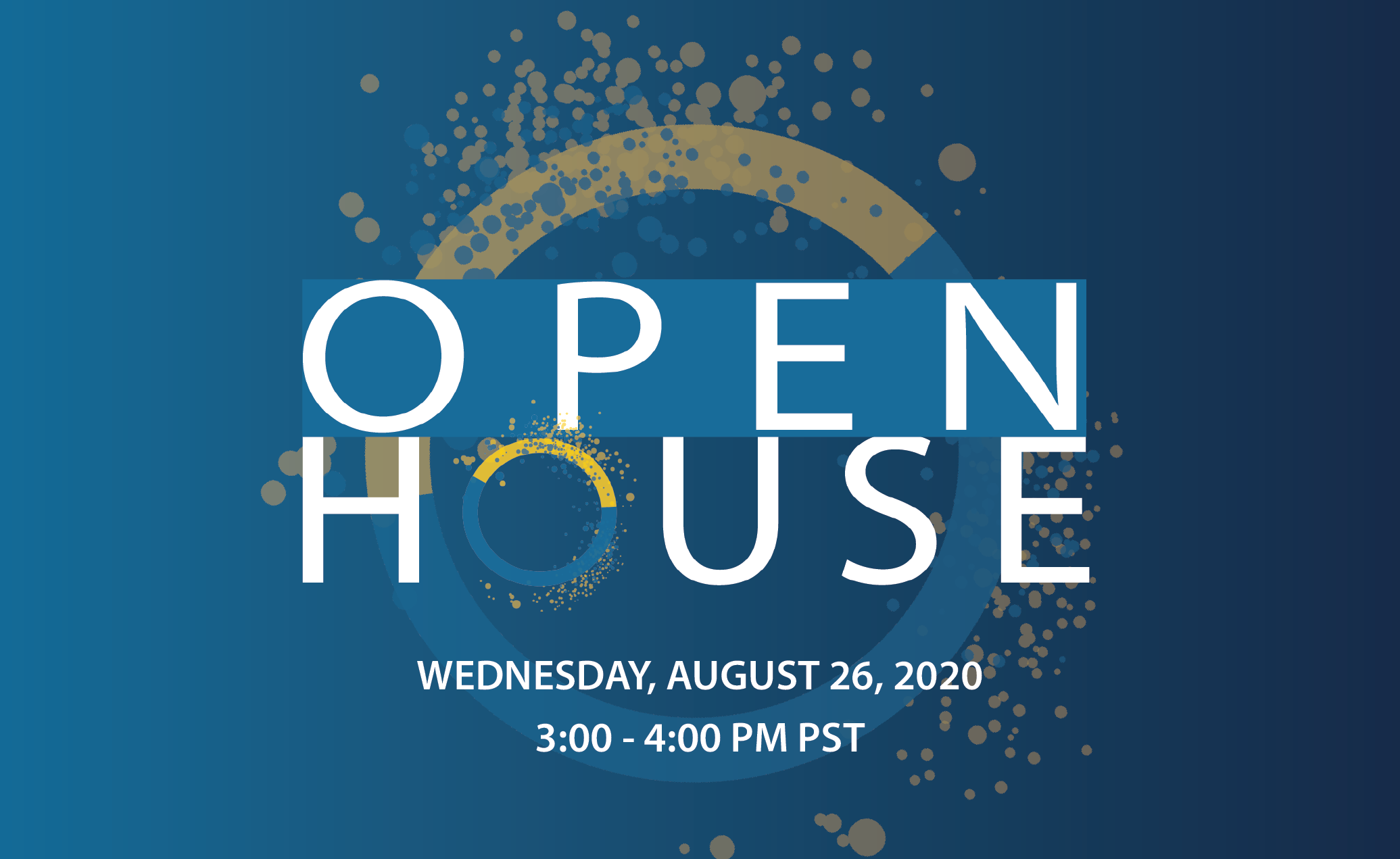 HDSI Virtual Open House August 26
